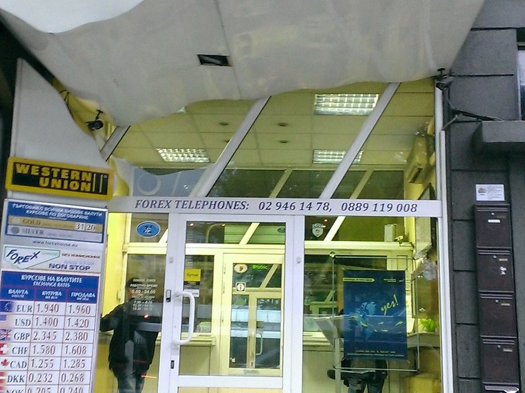 Forex 2002 Ltd - Exchange office
